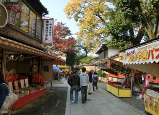 【これ5選!】京都・伏見稲荷大社の付近・周辺「屋台」人気おすすめランキング!!