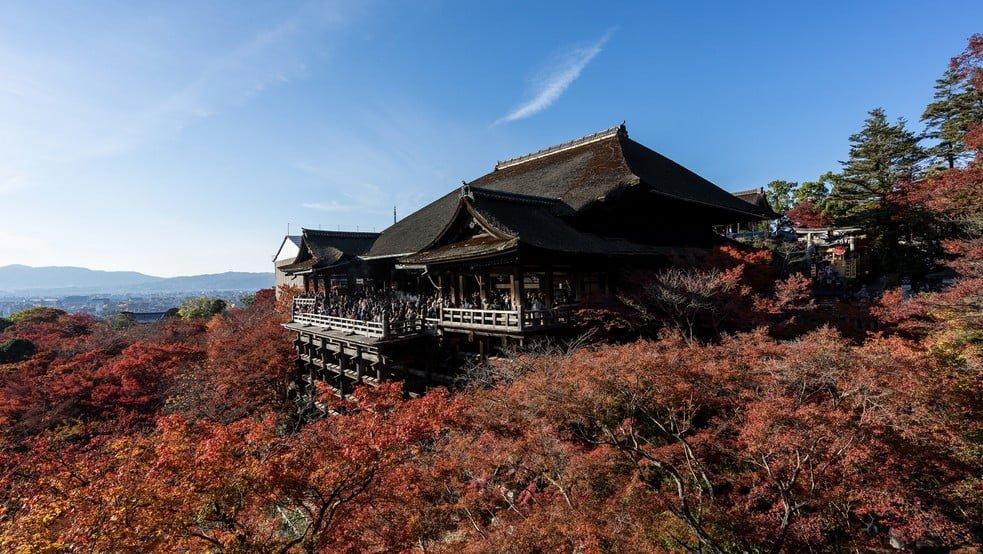 京都・伏見稲荷大社から京都・清水寺へのアクセス・行き方