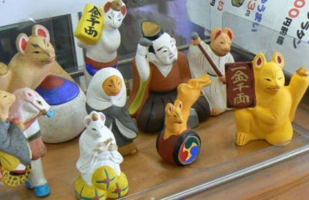 伏見稲荷・土人形