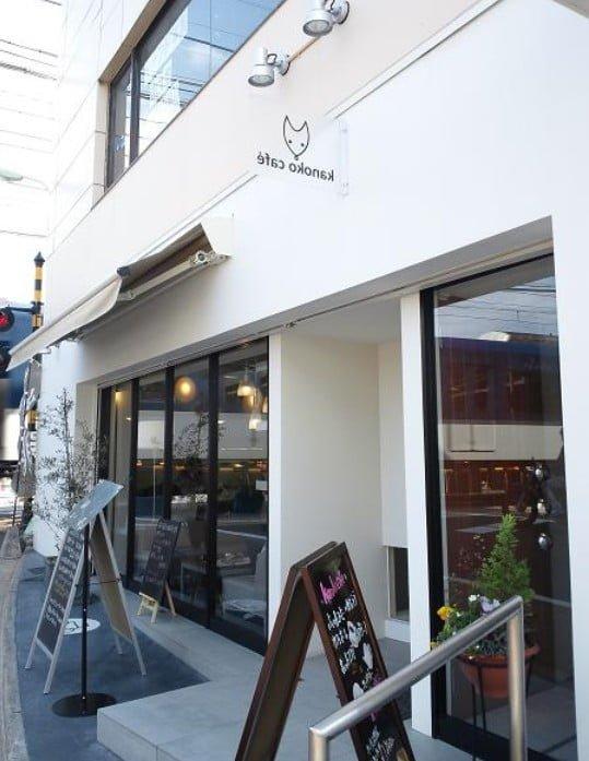 京都・伏見稲荷「カノコカフェ」