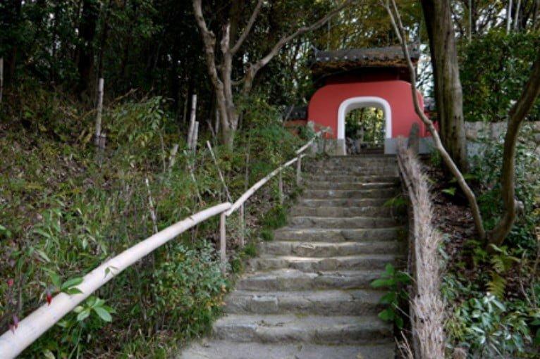 京都・石峰寺