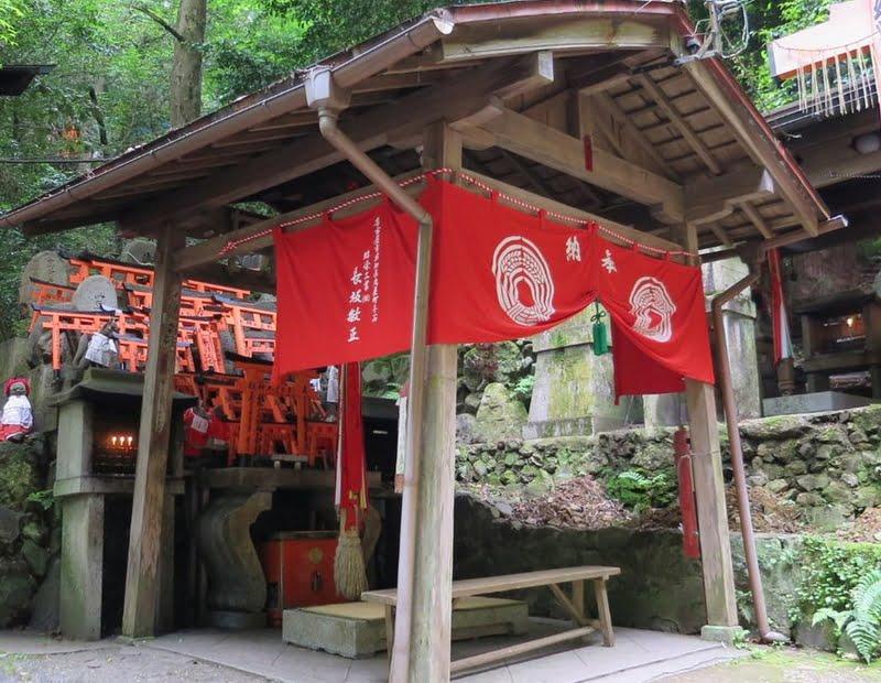京都・伏見稲荷大社「おせき社(おせき稲荷社)」