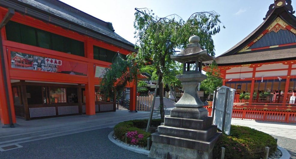 京都・伏見稲荷大社