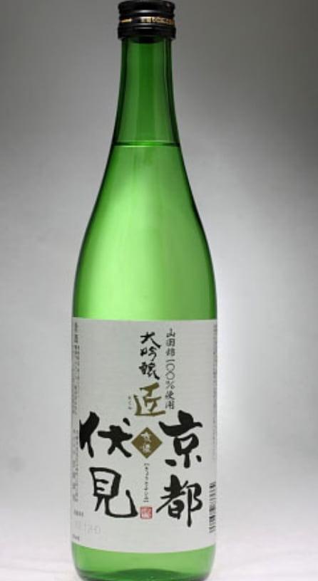 京都伏見のお酒