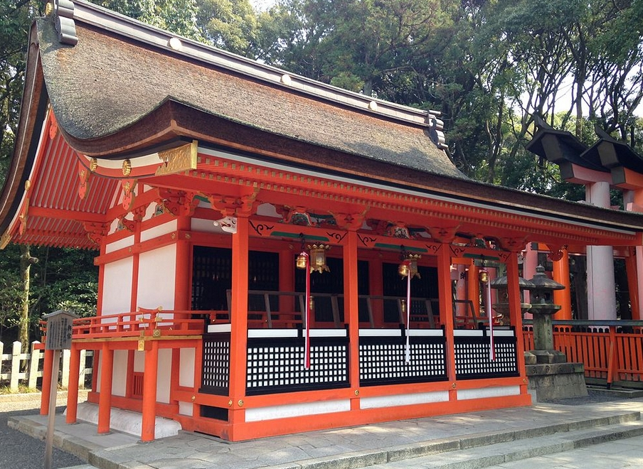京都 伏見稲荷大社・奥宮
