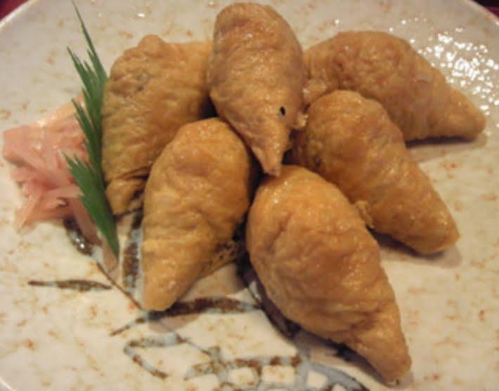3位:京都・伏見稲荷 にしむら亭・きつね寿司