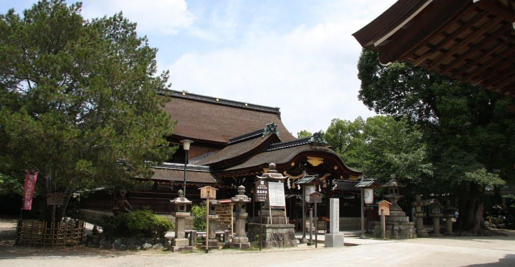 京都・藤森神社
