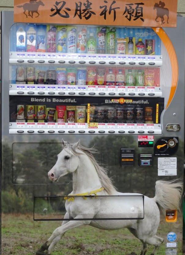 藤森神社・自販機